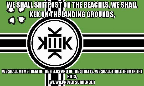Meme Them In The Streets Kekistan Know Your Meme