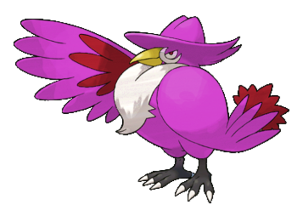 Shiny Honchkrow   Trash Doves   Know Your Meme