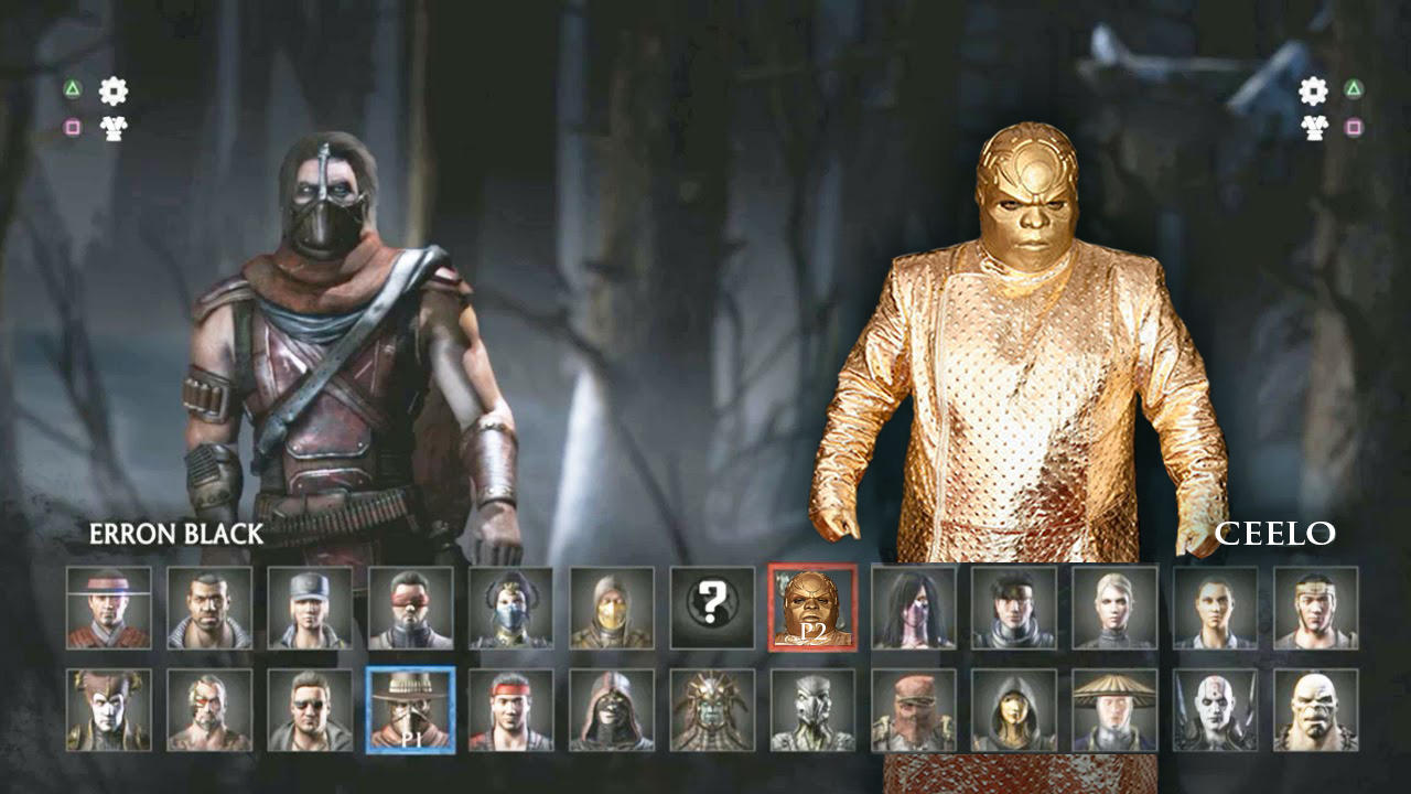 Cee Lo Green The Newest Character For The Next Mortal Combat Dlc