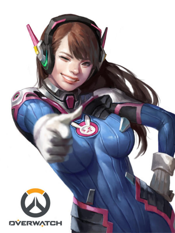 D Va By Dongho Kang Overwatch Know Your Meme