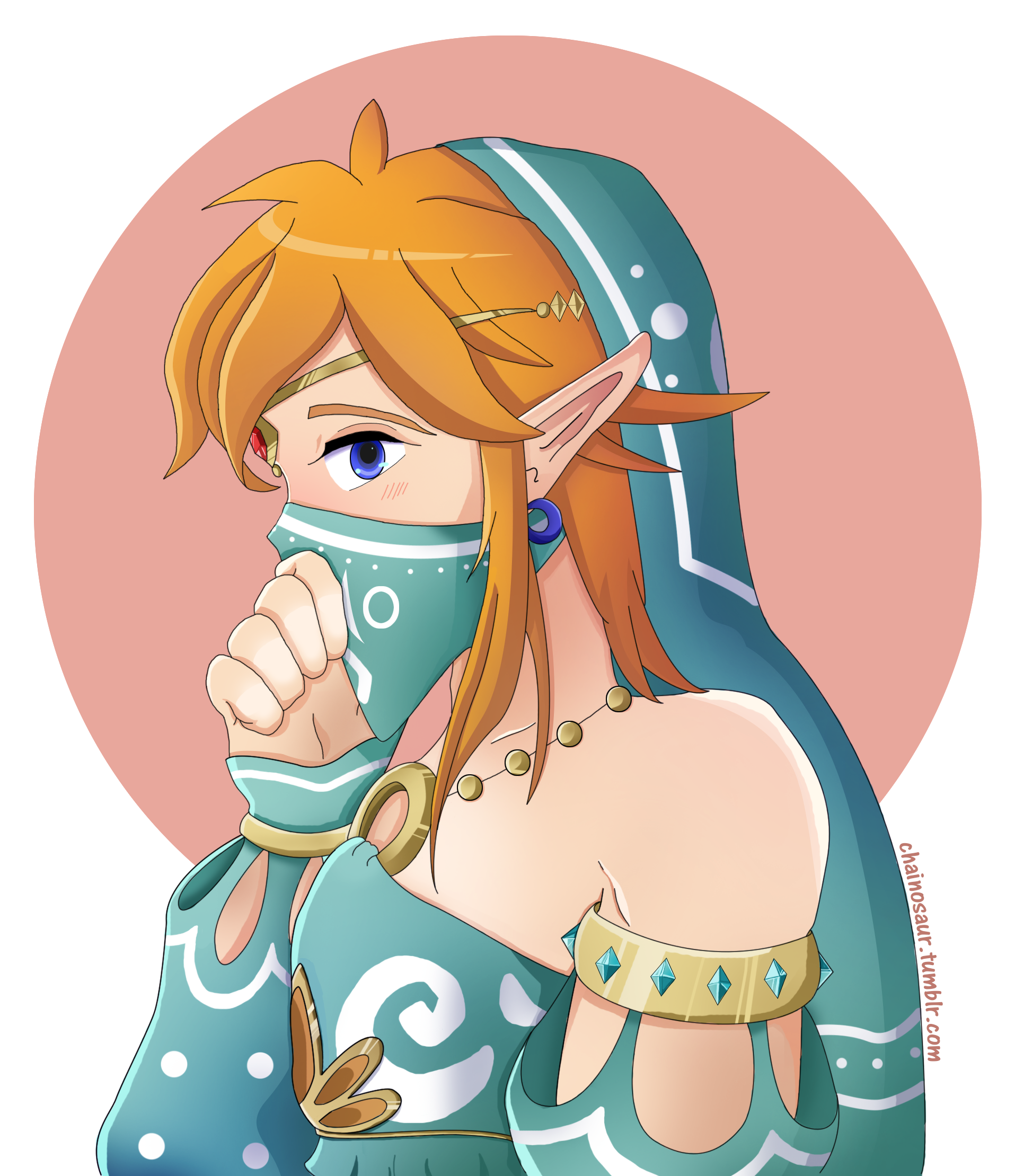 A Cute The Legend Of Zelda Breath Of The Wild Know Your