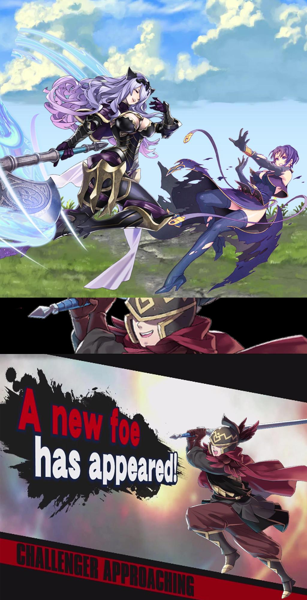Ursula fe heroes