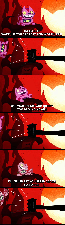 Aku And Happy Cat Samurai Jack Know Your Meme