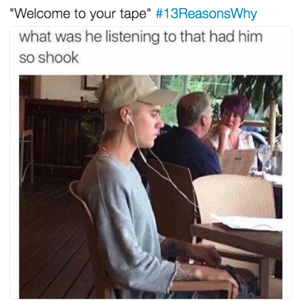 justin bieber 13 reasons why