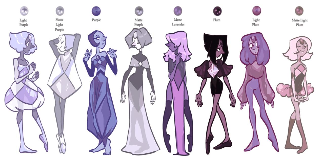 Вселенная стивена все персонажи