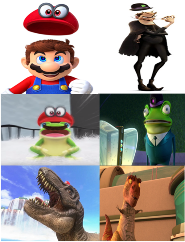 Coincidence I Think Not Super Mario Odyssey Know Your
