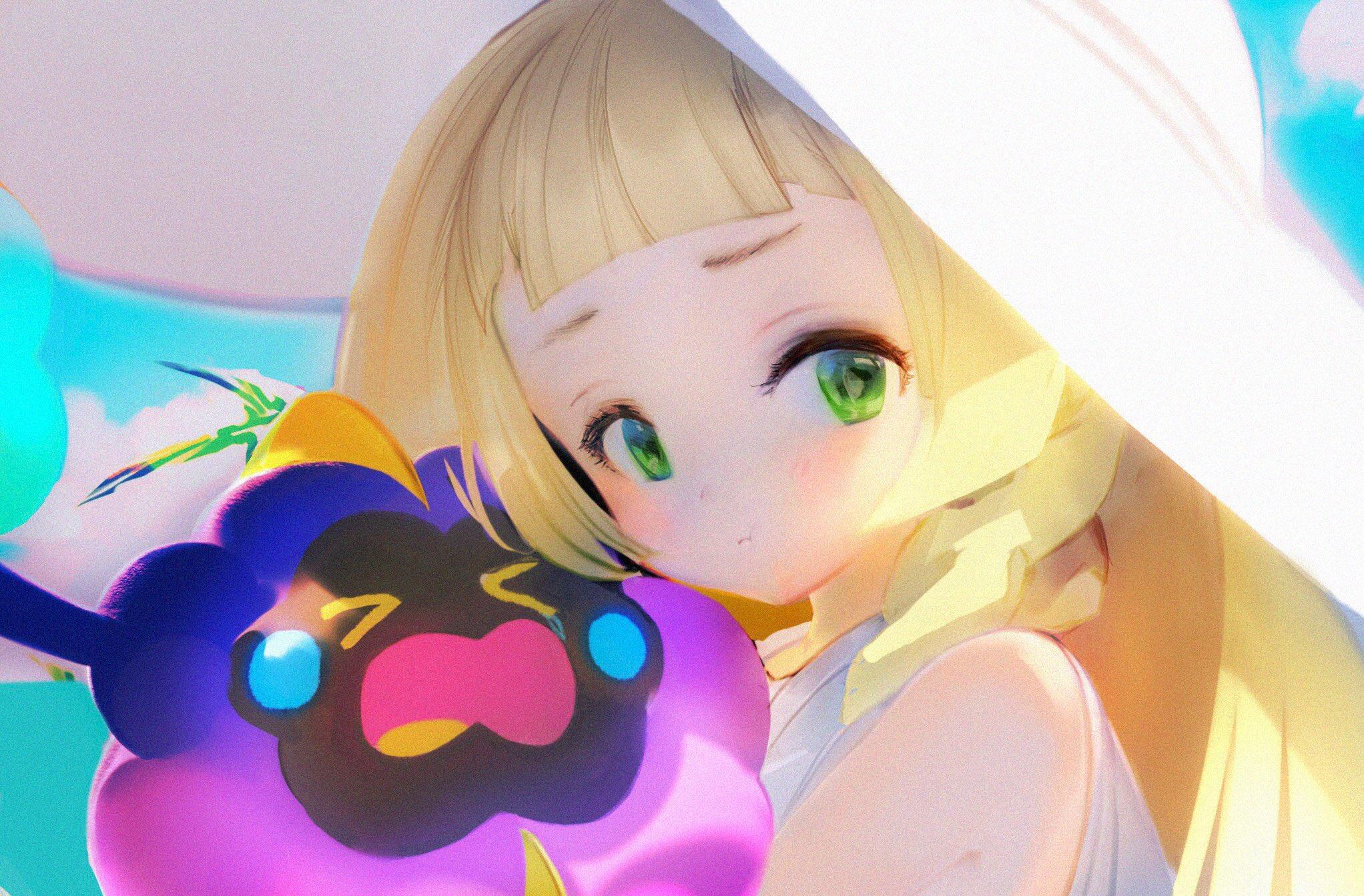 Sad Nebby | Pokémon Sun and Moon
