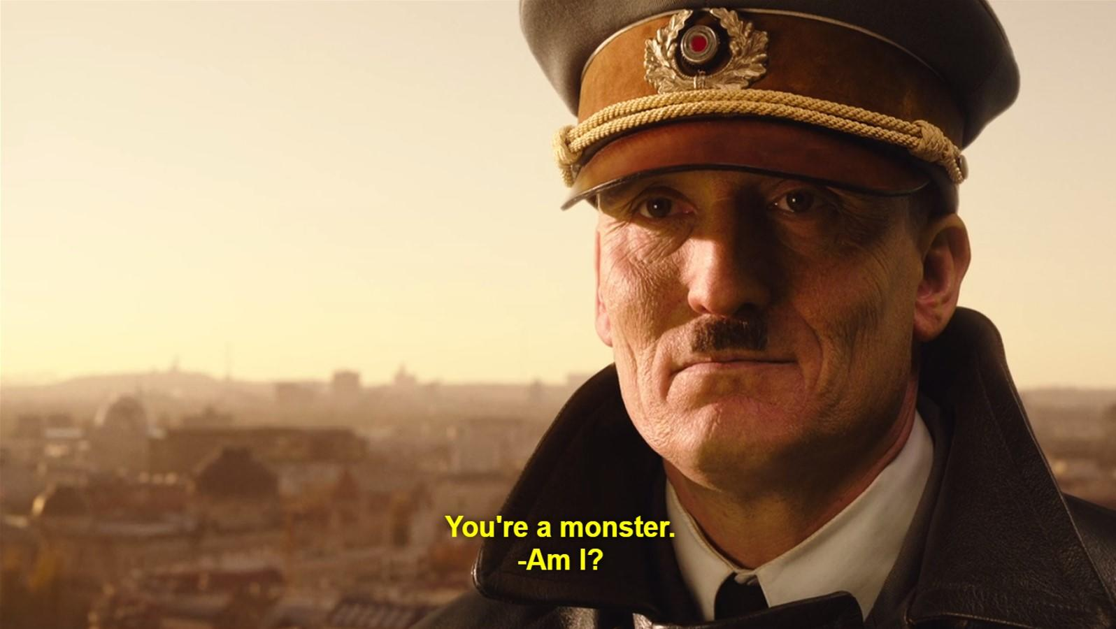 You\'re a Monster\
