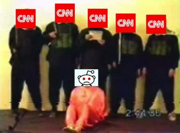 CNN killing Reddit | #CNNBlackmail | Know Your Meme