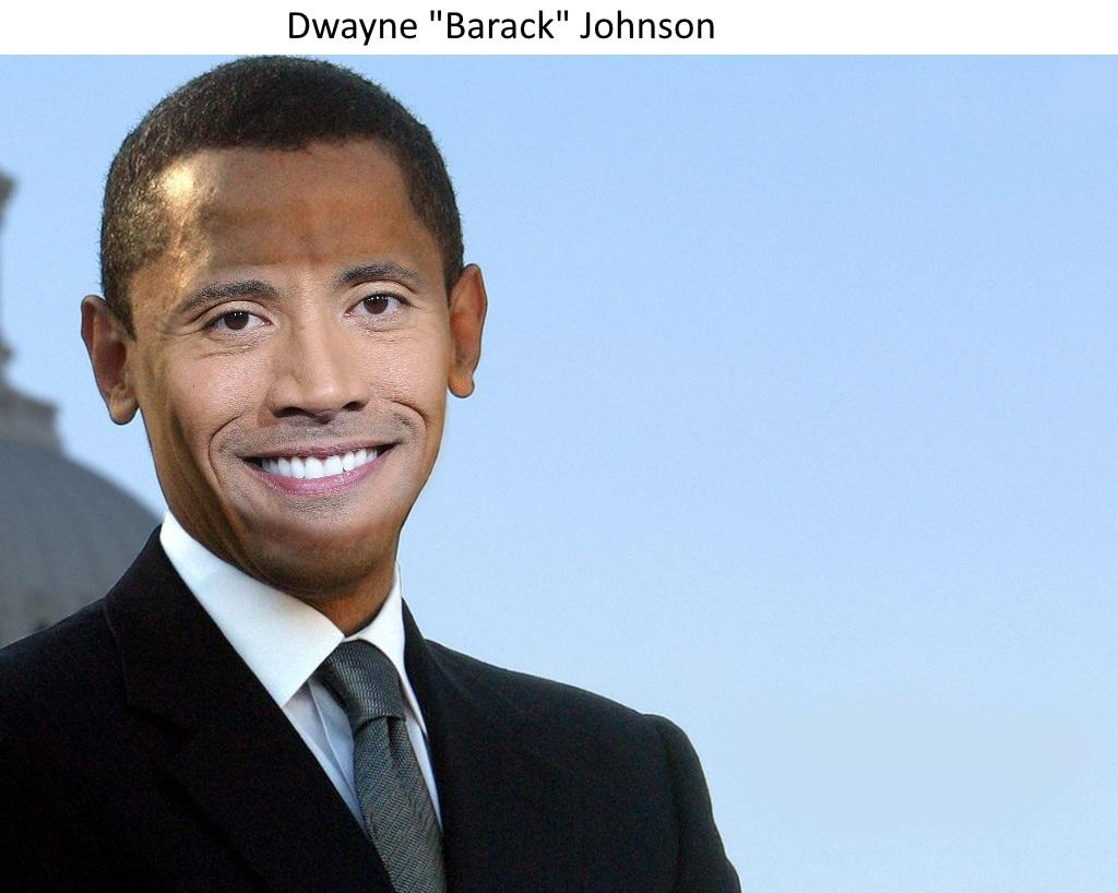 Dwayne Barack Johnson Dwayne The Rock Johnson Rhymes