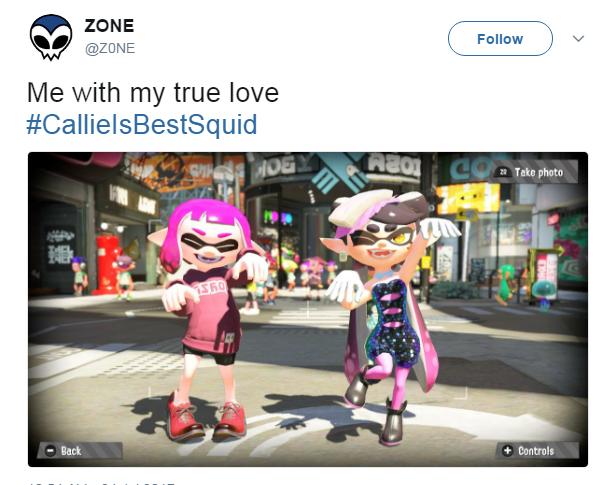 zone found her his true love splatoon know your meme