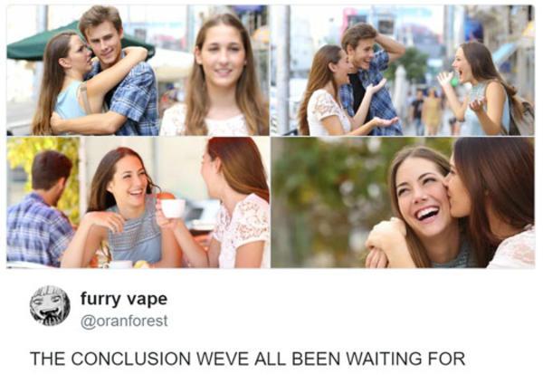 Den Konklusion Vi er skyld alle har ventet på Distraheret-9673
