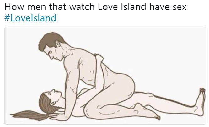 Men have sex for love