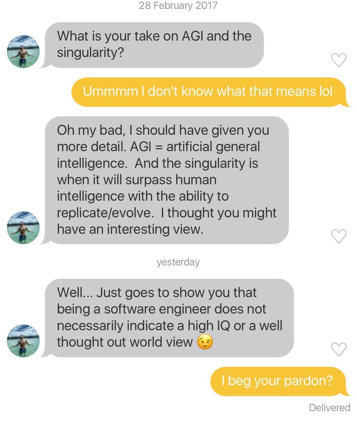 Dating online che iniziano con t