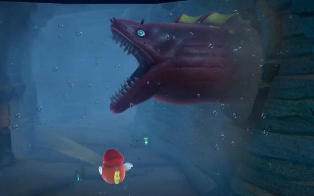 Unagi The Eel Super Mario Odyssey Know Your Meme