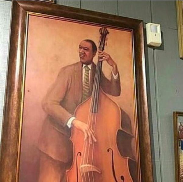 Original painting   Jazz Music Stops   Know Your Meme