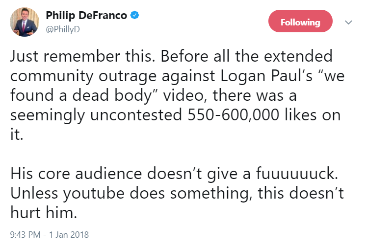 right, Paulers' core audience
