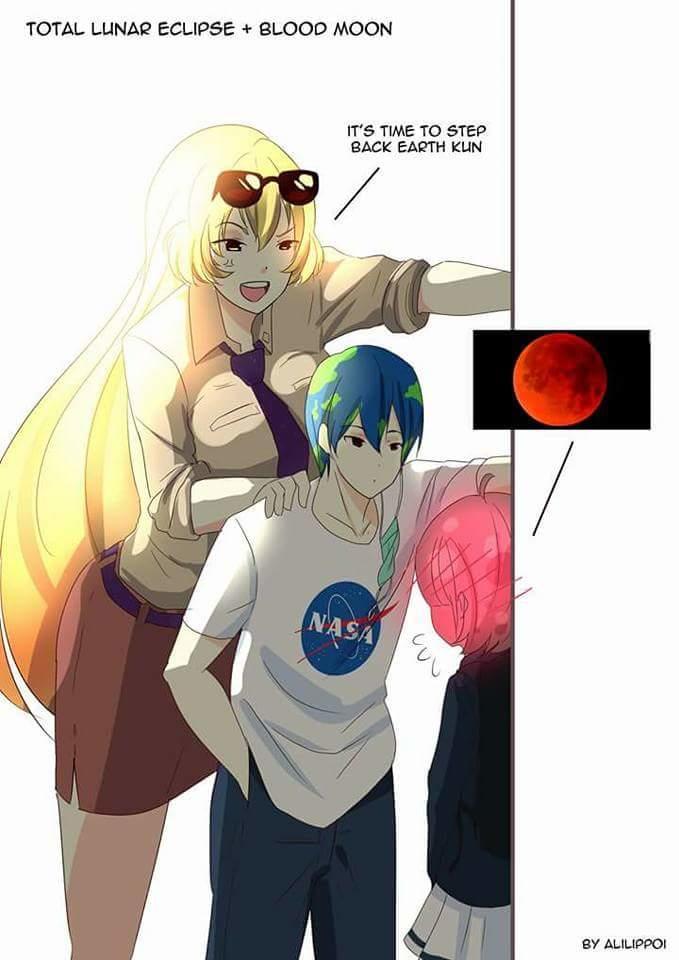 Lunar Eclipse 2 By Akihisataka Earth Chan Know Your Meme