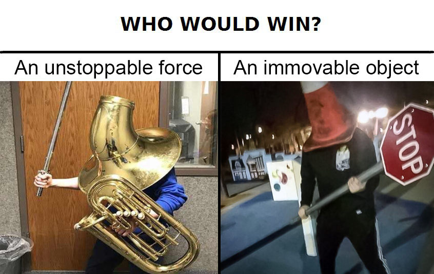 Unstoppable boi VS Immovable boi | Who Would Win? | Know