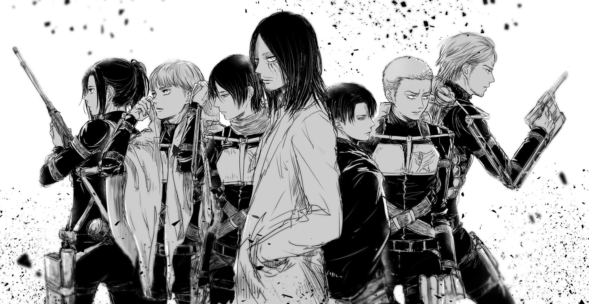 Be Careful Who You Call A Titan In Training Camp Attack On Titan Shingeki No Kyojin Know Your Meme
