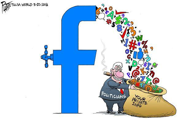 Image result for caricature facebook police