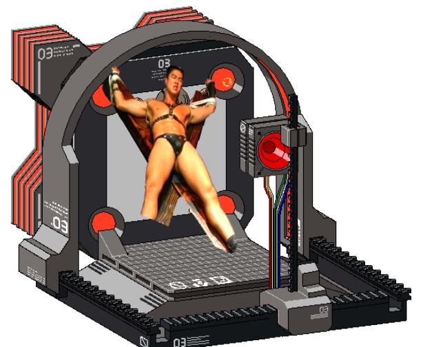 Lesbians Using Machines