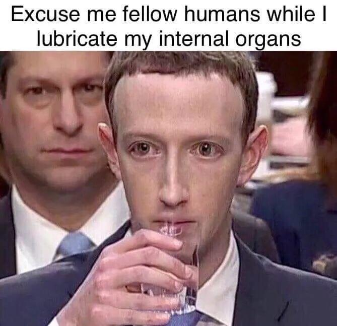 Image result for zuckerberg memes