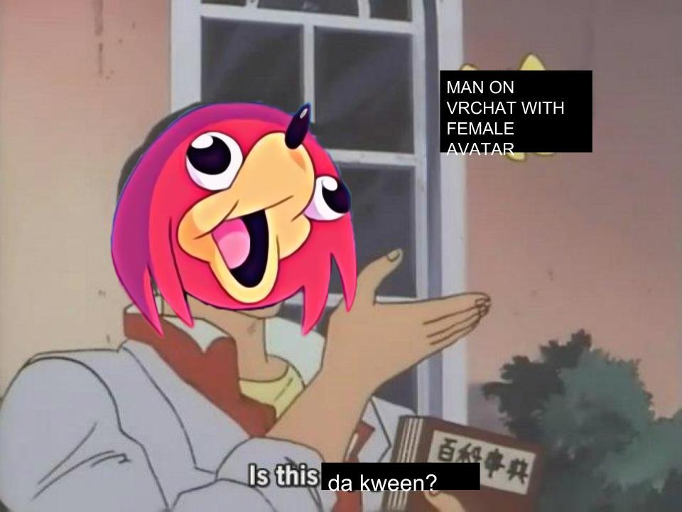 Is This Ugandan Knuckles?   Is This a Pigeon?   Know Your Meme