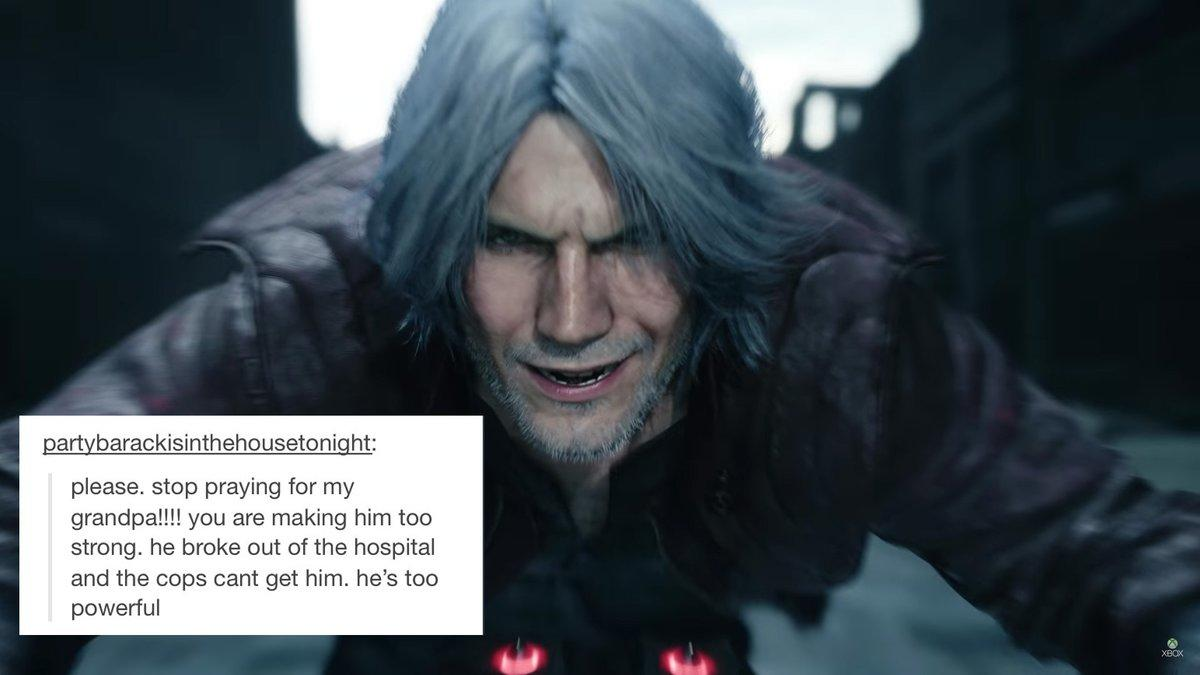 Please stop | Devil May Cry | Know Your Meme
