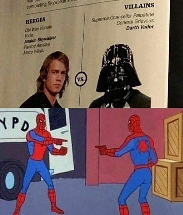 Luna Wallpapers: Spiderman Pointing Meme
