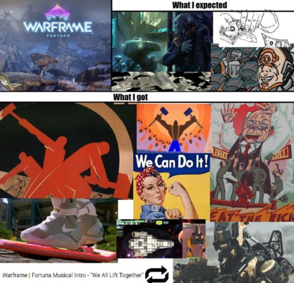 Tennocon 2018 in a nutshell | Warframe | Know Your Meme