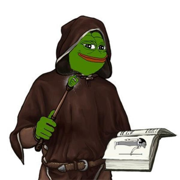 Pepe mage | Pepe the Frog | Know Your Meme