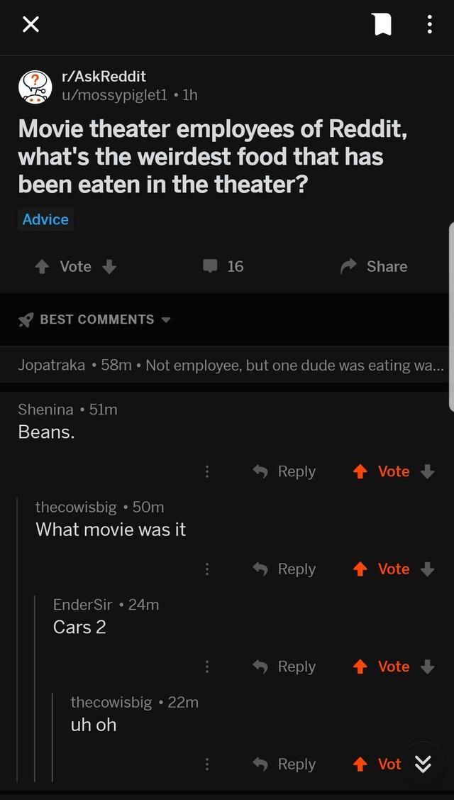 Ask Reddit This Nigga Eating Beans Know Your Meme