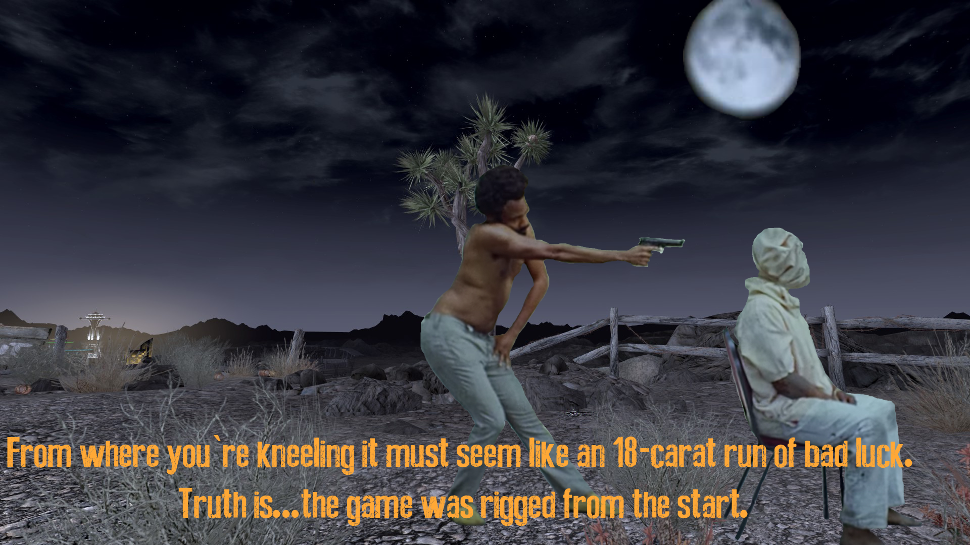 This Is New Vegas Childish Gambino S This Is America Know