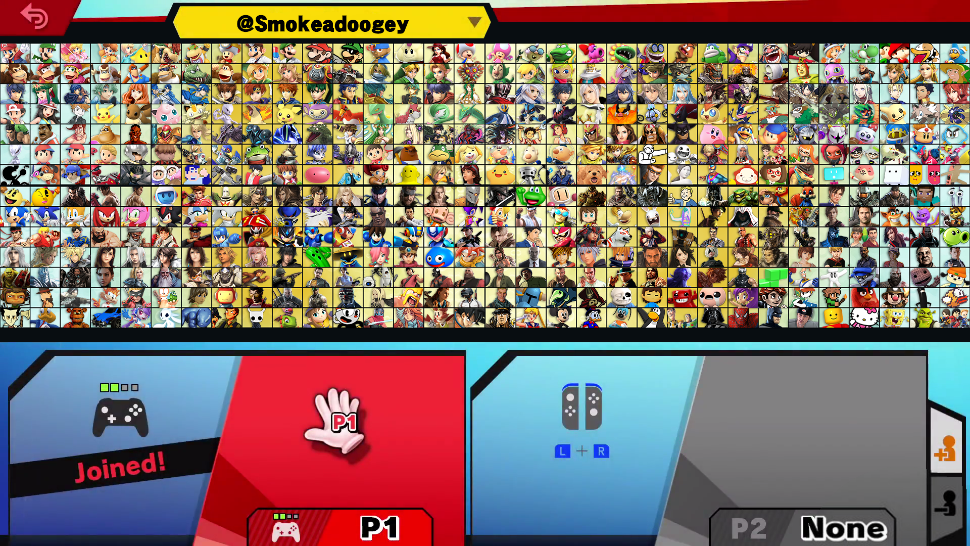 Everyone Is Here Super Smash Brothers Ultimate Know Your Meme