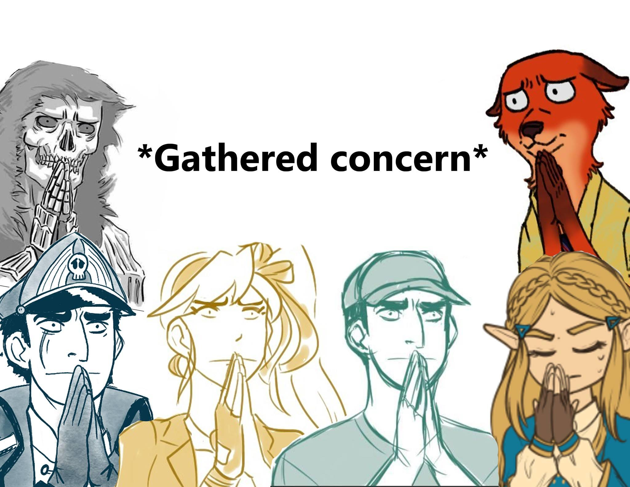 Concern* | Crossover | Know Your Meme