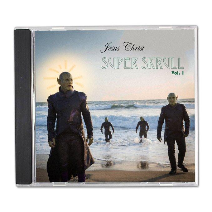 Jesus Christ Super Skrull Skrulls Know Your Meme