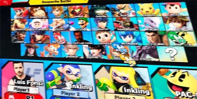 Smash Ultimate Leak