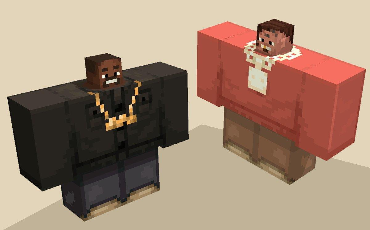 246a3d7ca Minecraft Boys | Kanye West & Lil Pump's