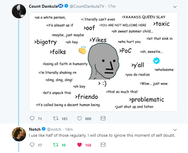 Npc Npc Wojak Know Your Meme