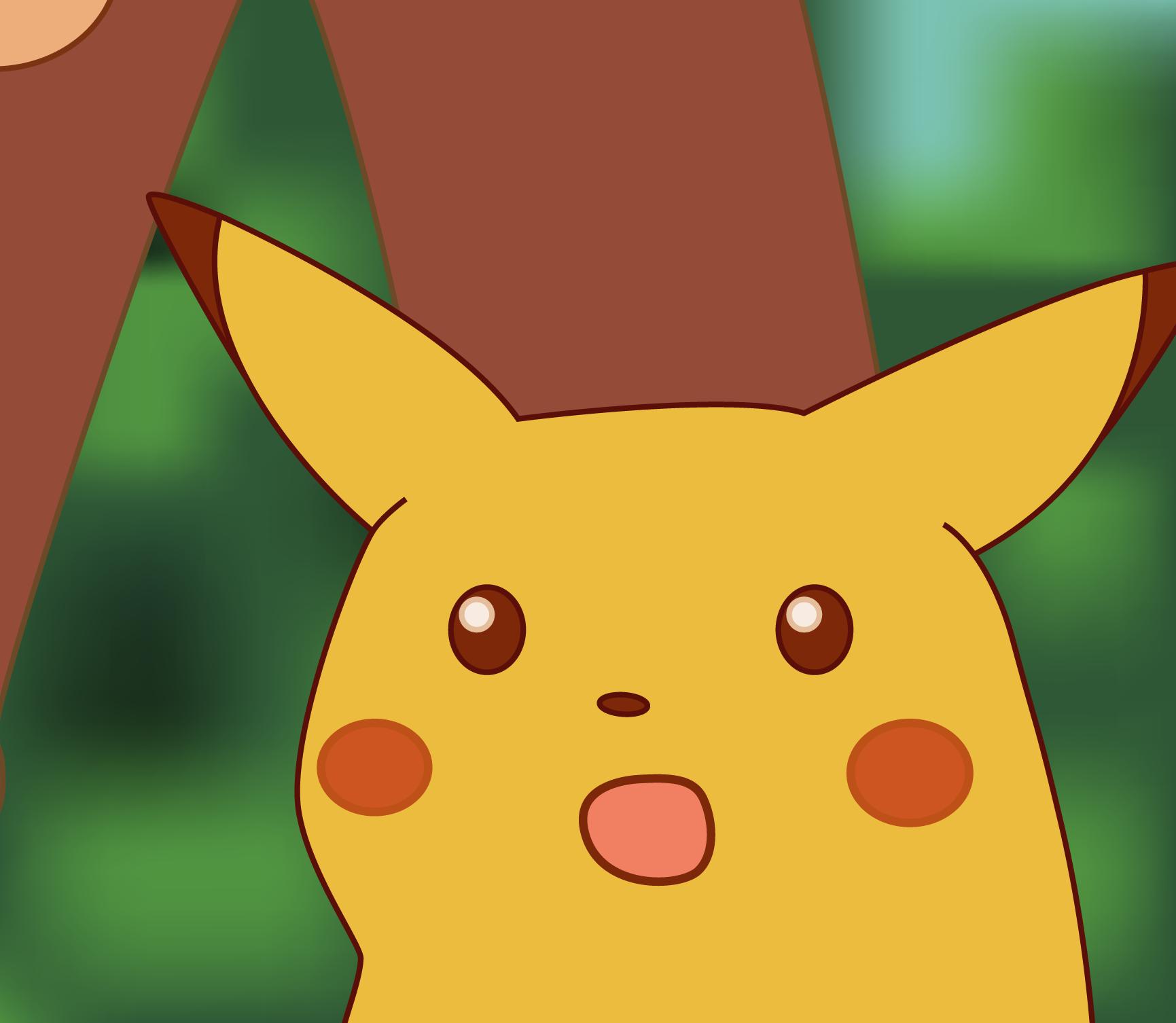 Hd Version Surprised Pikachu Know Your Meme