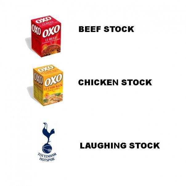 Tottenham Laughing Stock Know Your Meme