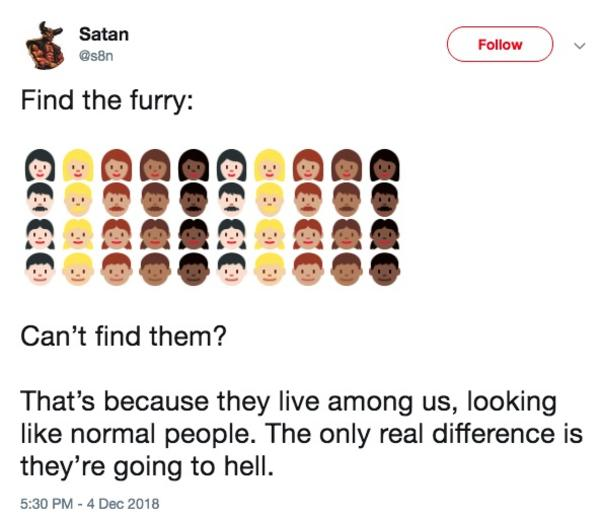 Furries They Live Among Us Know Your Meme
