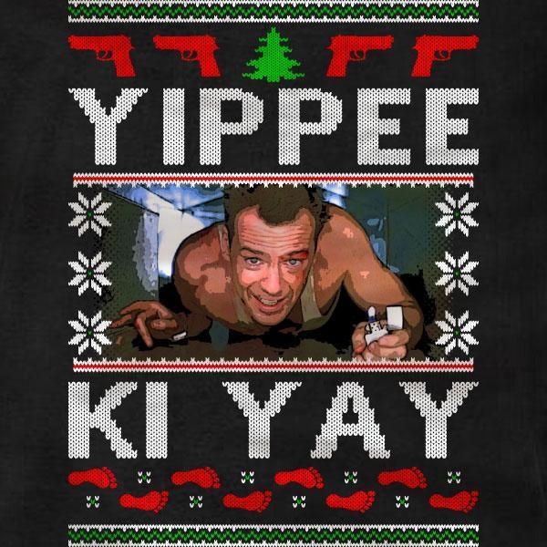 Die Hard Christmas Sweater | Is Die Hard a Christmas Movie? | Know Your Meme