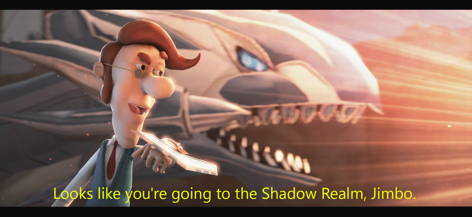 Shadow Realm in HD by UniversalKun | The Adventures of Jimmy Neutron: Boy  Genius | Know Your Meme
