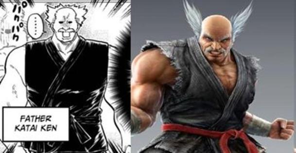 katai s father is heihachi mishima komi can t communicate know your meme katai s father is heihachi mishima