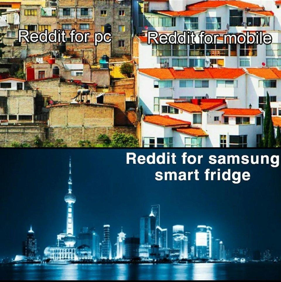 Cities   Samsung Smart Fridges   Know Your Meme