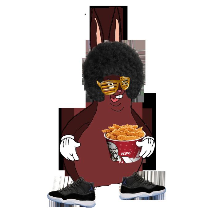 Big Stereotype Black Chungus Big Chungus Know Your Meme