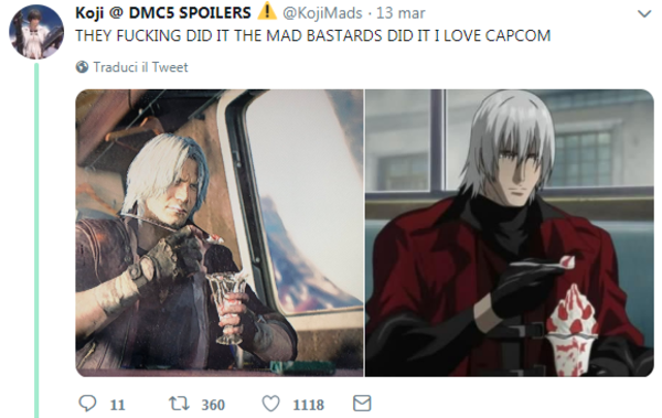 The Absolute Madmen Devil May Cry Know Your Meme