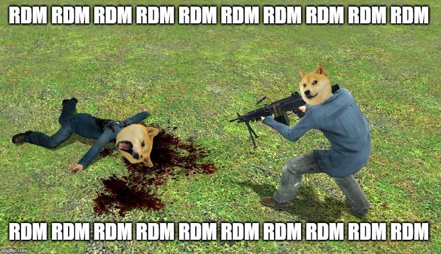 The average Gmod DarkRP server | Ironic Doge Memes | Know